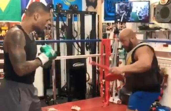【影片】新風潮?Lillard社媒曬拳擊訓練影片