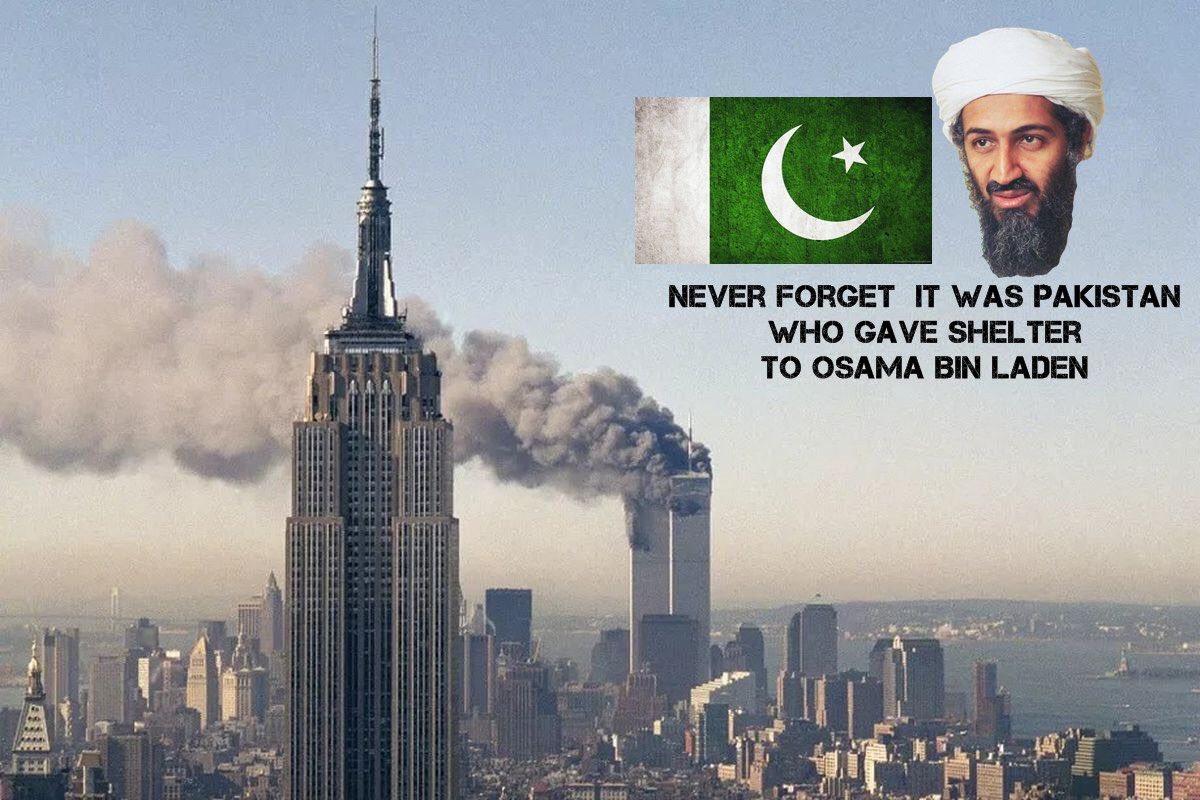#NeverForget911 #PakistanMurdabad #TerroristNationPakistan #BalochistanWantsFreedom #PashtunistanWantsFreedom #SindhWantsFreedom