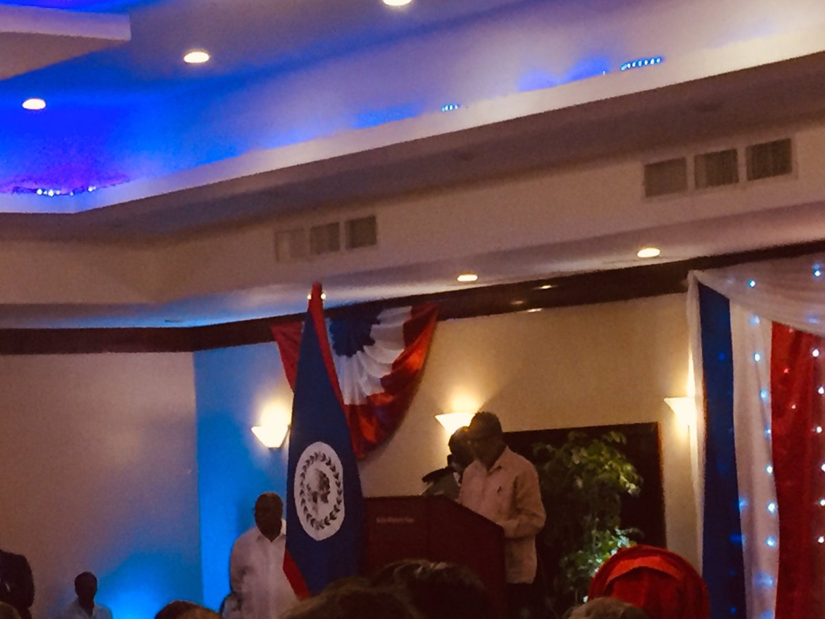 test Twitter Media - Continuing with Belize's 38th Independence Anniversary activities, Governor's General Reception @MFABelize https://t.co/9KfUK1R6AW
