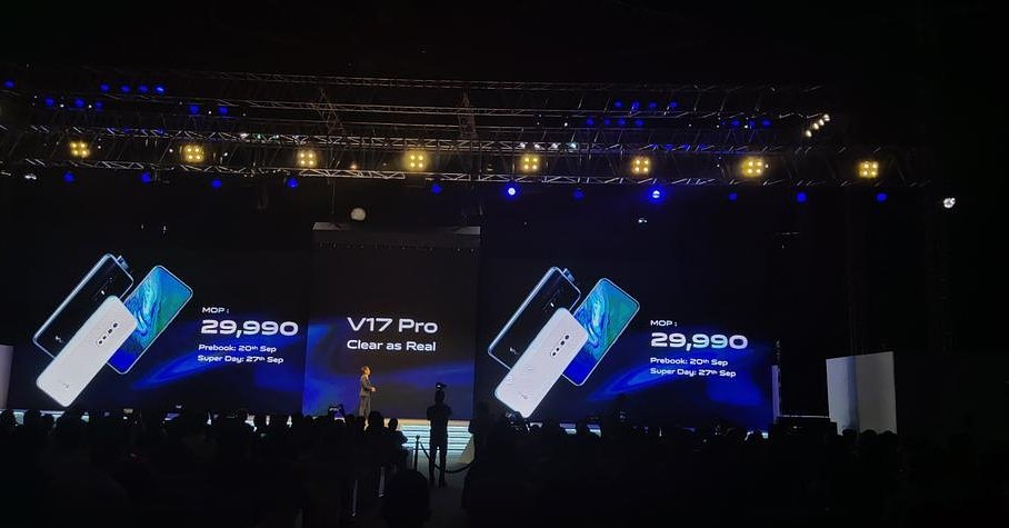 Vivo V17 Pro : World's first dual pop-up Selfie camera smartphone Read : https://www.phonepanther.com/vivo-v17-pro-launched-in-india-with-worlds-first-dual-pop-up-selfie-camera-setup-know-the-price-and-specifications/…#vivov17pro #clearasreal #vivo #vivoz1x #vivoz1pro #vivoindia