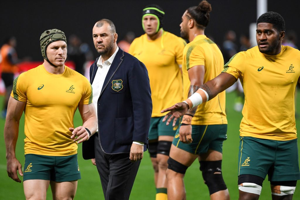 test Twitter Media - Australia are unbeaten in their last 17 games against Fiji.  Their last defeat came way back in 1954.  Will that change today at #RWC2019?  Listen live @5liveSport & updates: https://t.co/ivp8JUcSUj  #bbcrugby #AUSvFIJ https://t.co/bR8r7xtmwC