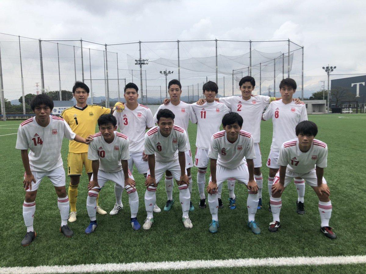 帝京 大学 サッカー 部