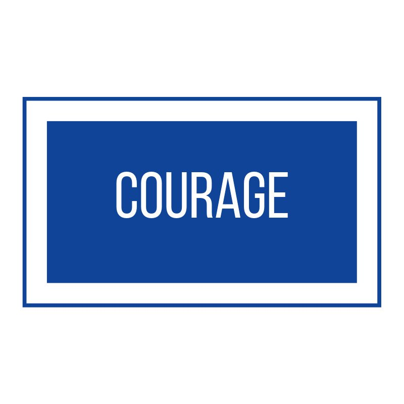 """Becoming courageous is the willingness to realize your true capacities by going through discomfort, fear or suffering and taking wholehearted responsible action."" ~ Ruth Schimel Ph.D.    FEAR or REGRET. Wh... #womenofinfluence #womeninbusiness #sales #nasp #speaker #salessuccess"