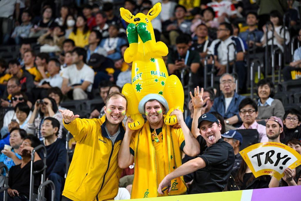 test Twitter Media - We are under way at the Sapporo Dome.  Australia 0-0 Fiji  Listen live @5liveSport & updates: https://t.co/ivp8JUcSUj  #bbcrugby #AUSvFIJ #RWC2019 https://t.co/KokDchmdZ4