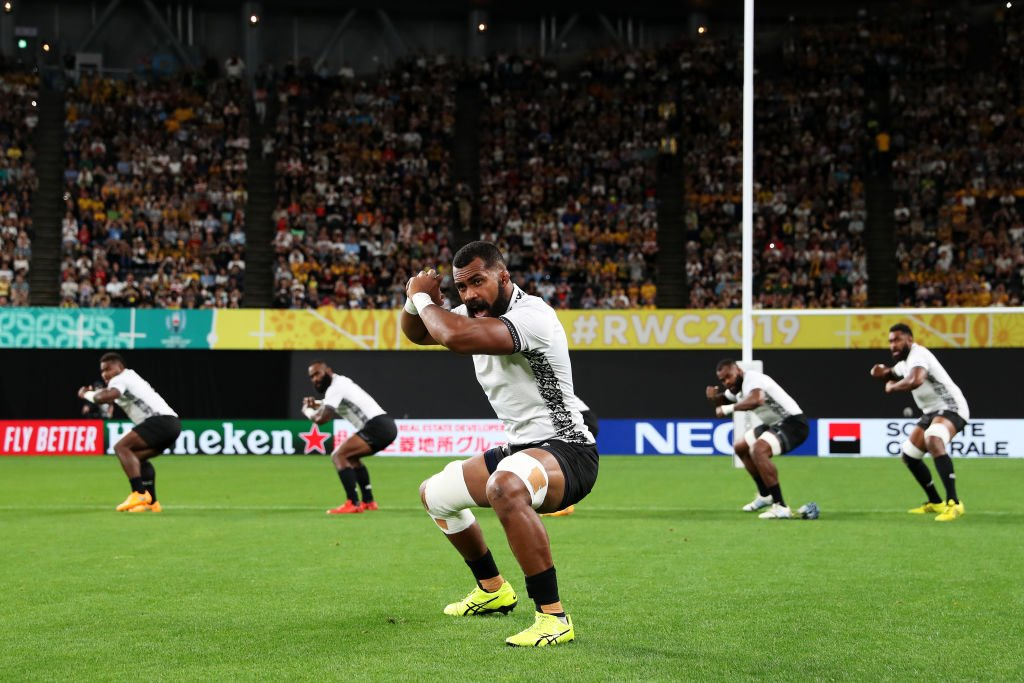test Twitter Media - What have you made of that first-half?  And what tips have you early risers got for watching the #RWC2019?  Let us know with #bbcrugby  Listen live @5liveSport & updates: https://t.co/ivp8JUcSUj  #AUSvFIJ #RWC2019 https://t.co/XWEWKP5C0S