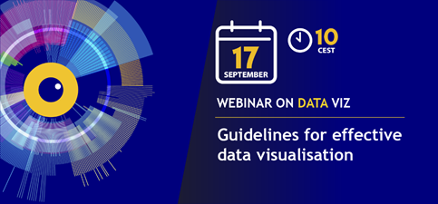 Sign up for the webinar on #datavisualisation to discover:  pitfalls to avoid in data visualisation design  data visualisation checklist  guidelines to choose the chart   Chartmaker Directory demo @EU_opendata, #EUdataviz  Registration:  http:// bit.ly/30EORca     <br>http://pic.twitter.com/1lJALKEQ3K