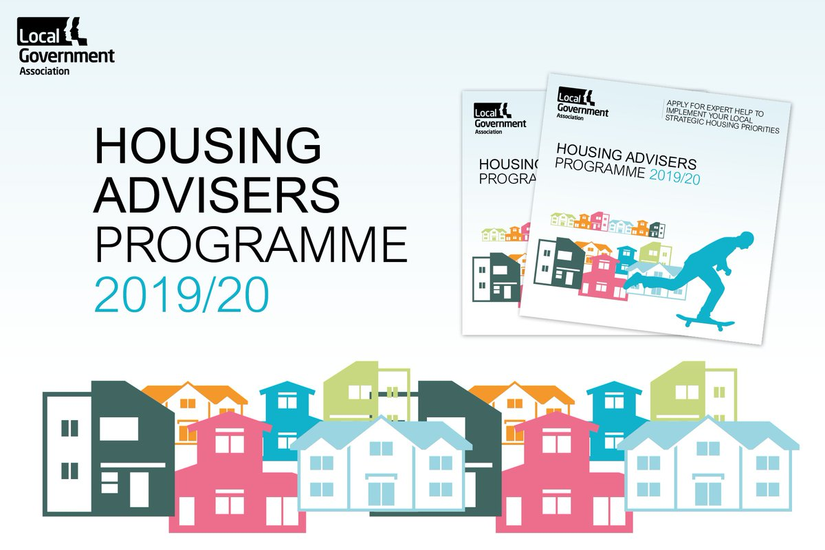 RT @lgahousing The Housing Advisers Programme has helped hundreds of councils meet their local housing need. 🏠  It could also help your council.  You can now apply to the programme. For more information visit: https://t.co/IiqZ5pemG2  #UKHousing