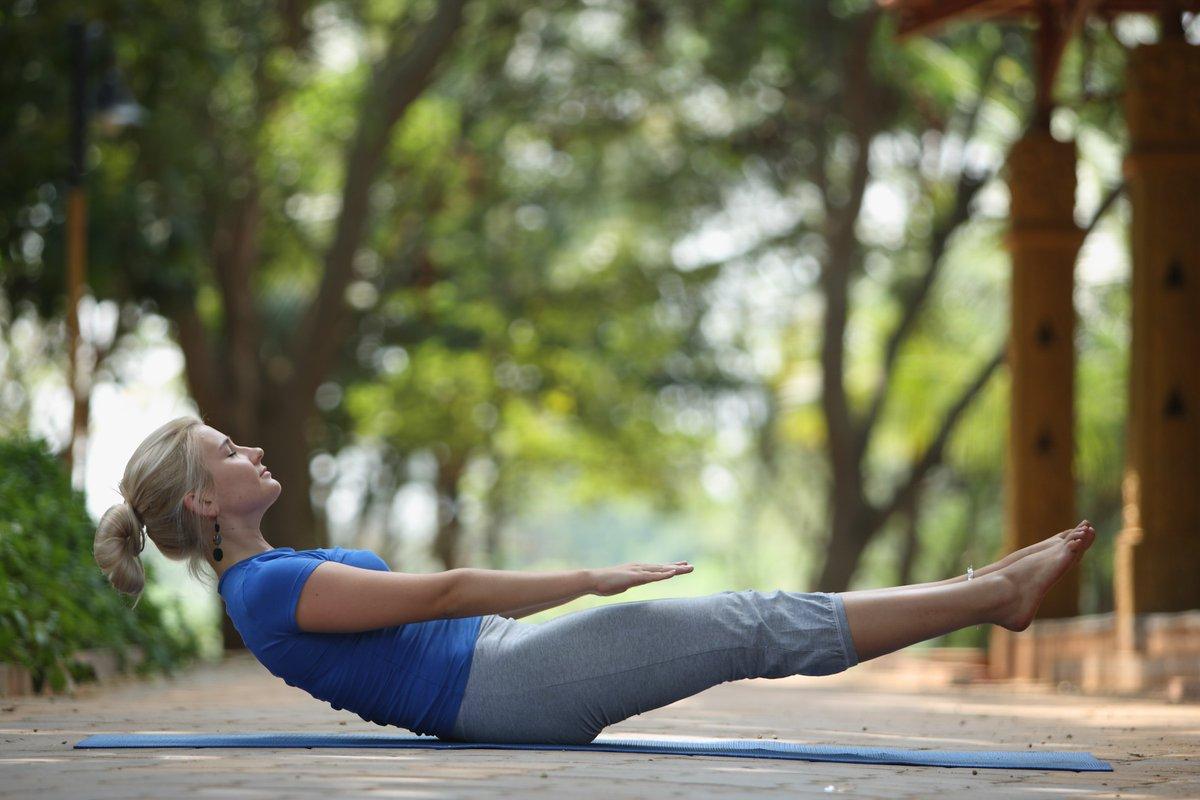 легкая йога с картинками ололо собрали для
