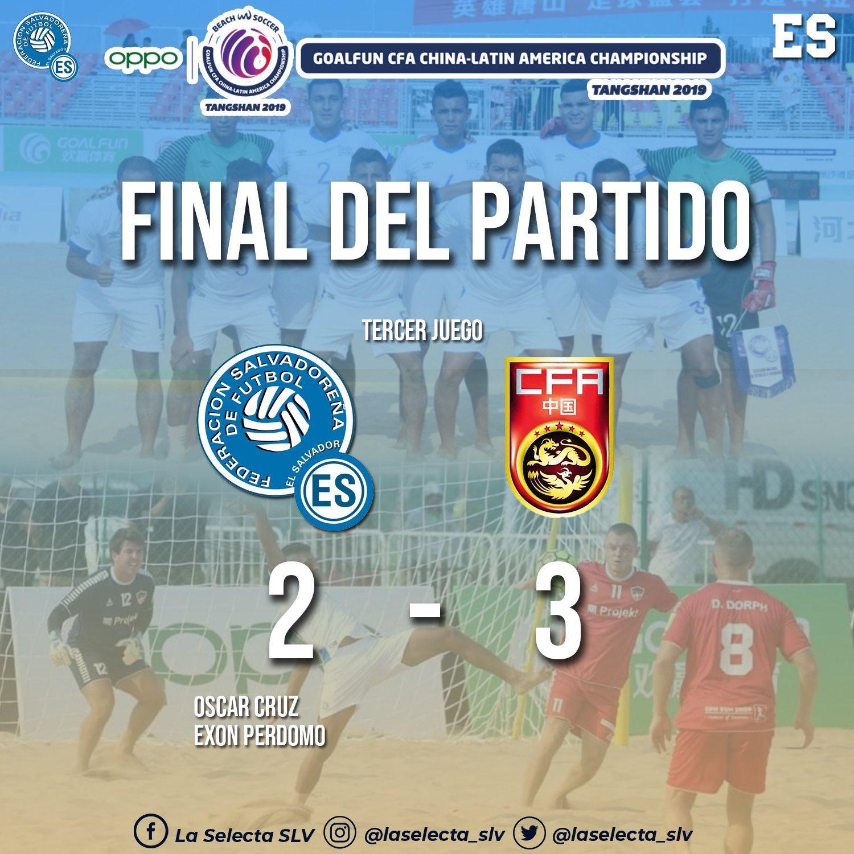 2019 Goalfun CFA China - Latino America Futbol Playa campeonato. EEAAvb_XUAA1uGK?format=jpg&name=large