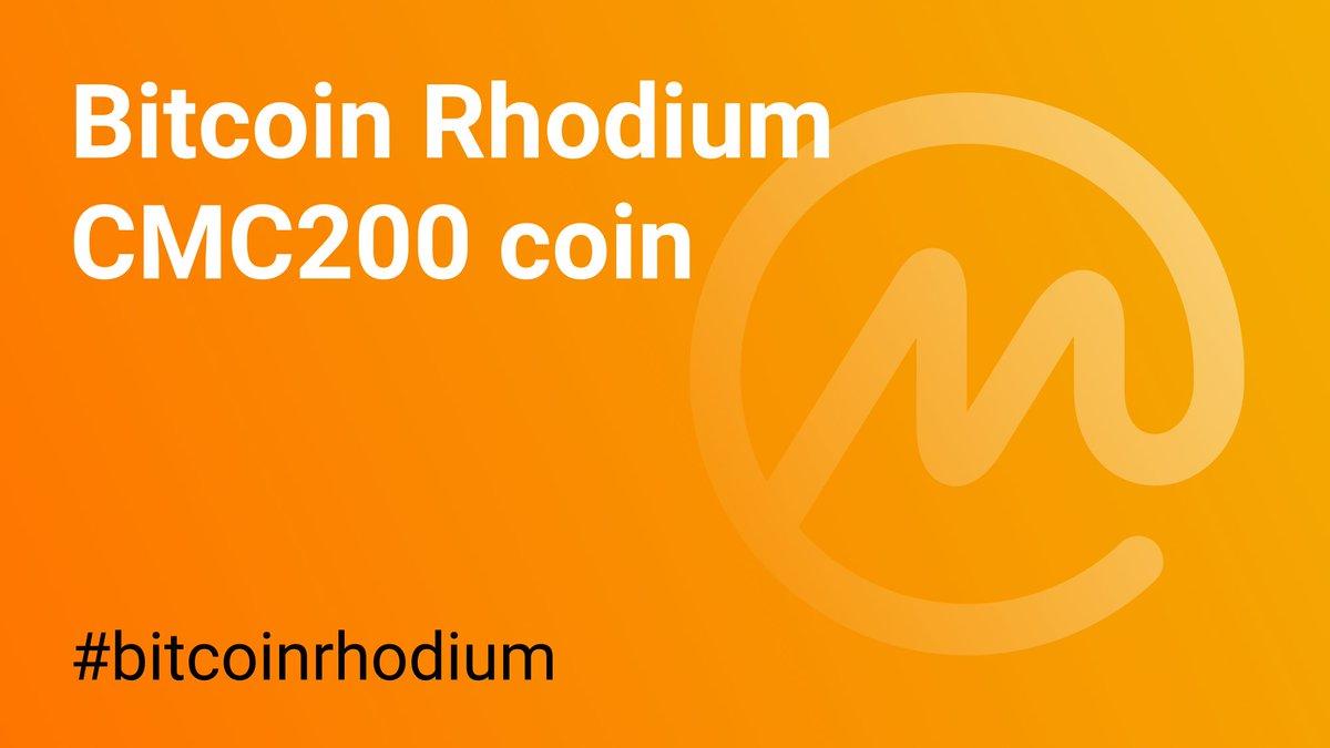 coinmarketcap bitcoin rhodium)