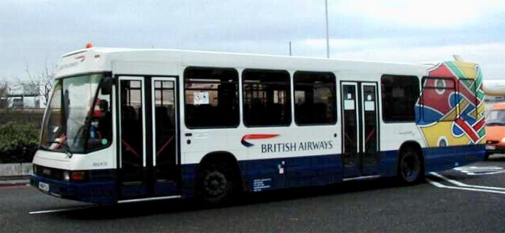 All British Airways flights grounded today due to the pilots strike.   This is the replacement bus service for British Airways flight 283 from London Heathrow to Los Angeles, pictured below.   Arrival time 18:30 on 18th November 2054. #ba #britishairways #bastrike<br>http://pic.twitter.com/rnCQueEAbH