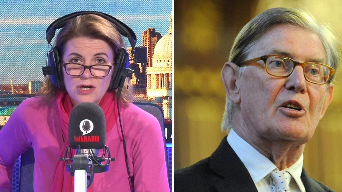 European Scrutiny Committee chairman Sir Bill Cash: Its absolutely outrageous Labour are running away from a general election. Why are they doing that? Because they know theyre not going to win. @JuliaHB1   @BillCashMP