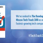 Congrats to portfolio company @Captify on being recognised in the 19th Annual @thesundaytimes Hiscox #TechTrack100, which celebrates the UK's fastest-growing tech companies  #tech  @ST_FastTrack - great achievement by all the team.