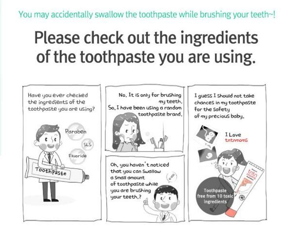 tntnmom's Natural Toothpaste