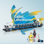 Image for the Tweet beginning: While the #Gallus #Labelmaster features
