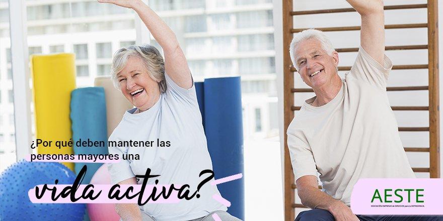test Twitter Media - 💪Incentivar a las #PersonasMayores a nuestro cuidado para que hagan ejercicio físico 30 minutos al día mejora su calidad de vida:  ✅Aumenta la autoestima. ✅Disminuye el estrés. ✅Evita la soledad no deseada. ✅Mejora las relaciones sociales.  https://t.co/PDsfVDALfu https://t.co/2BmI2vjLDH