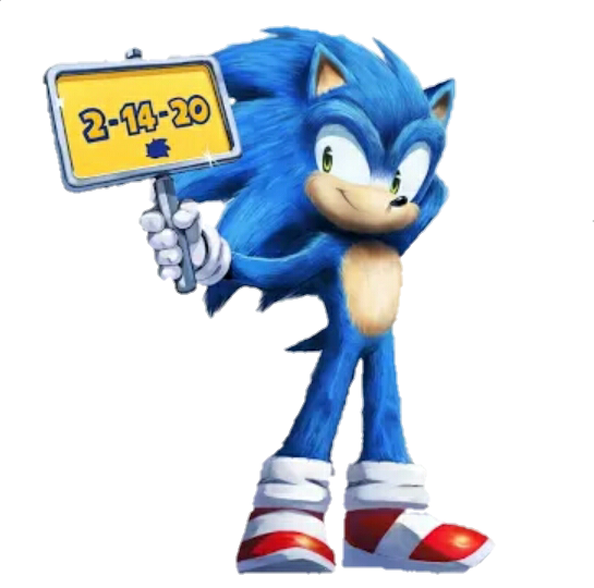 The Exotic Sonic Fan Alt On Twitter Sonic Movie Redesign