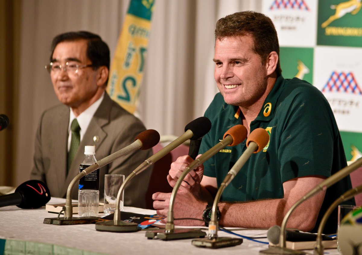 #PictureJournal Entry 4: 🎙 Press conference in Japan 🗓 12 Days till the showdown #StrongerTogether #LoveJapan