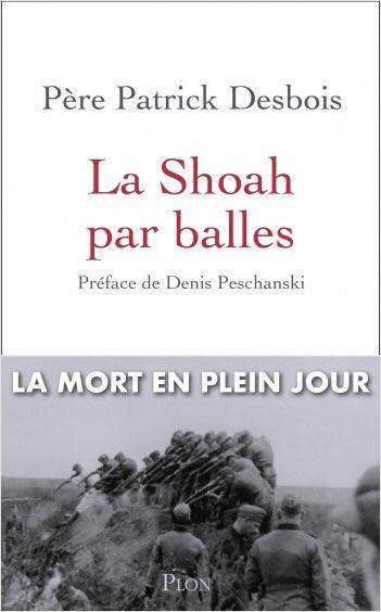 Pour apprendre et transmettre, à l'occasion de la parution du livre #LaShoahparballes, rendez-vous avec le #PèrePatrickDesbois jeudi 19 septembre 20 h à l'@culturejuive . @gadibgui @jefstrouf @bernardmusicant