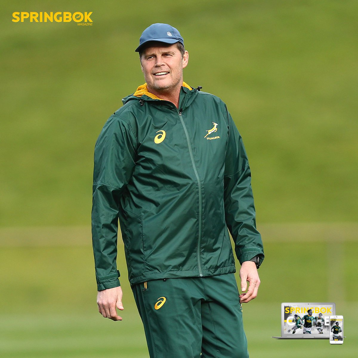 Rassie - Weve planned carefully and will be well prepared for the opening match against New Zealand and for the matches that follow. 🇿🇦🏉 See Rassies message👉🏽tiny.cc/q84fcz #StrongerTogether