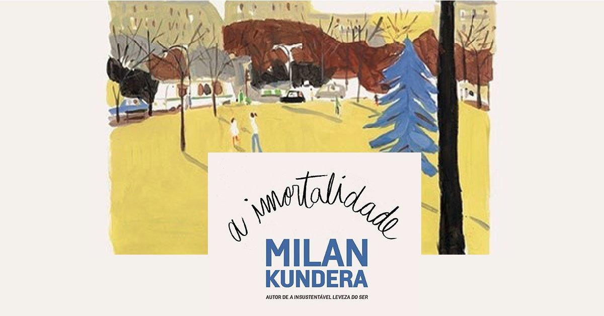 Review do livro A imortalidade, de Milan Kundera (mesmo autor de A insustentável leveza do ser). Acesse : https://cronicasavulsas.com.br/2019/09/09/livro-a-imortalidade-de-milan-kundera/…  #livros #resenhadelivros #MilanKundera #leiturapic.twitter.com/G6BlYHGC1V