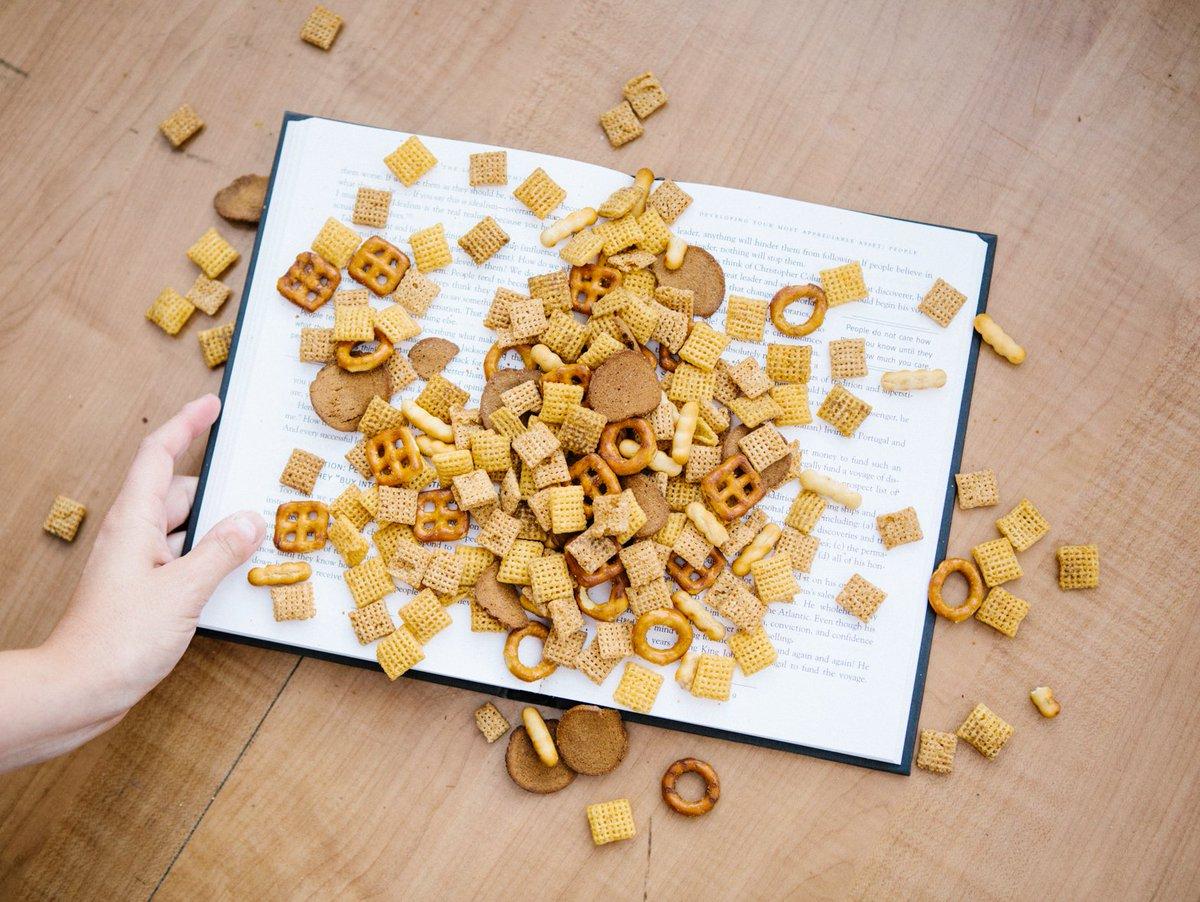 Cruel Food Brands Mangle Books For Meme Challenge. Readers Aren't Having It.