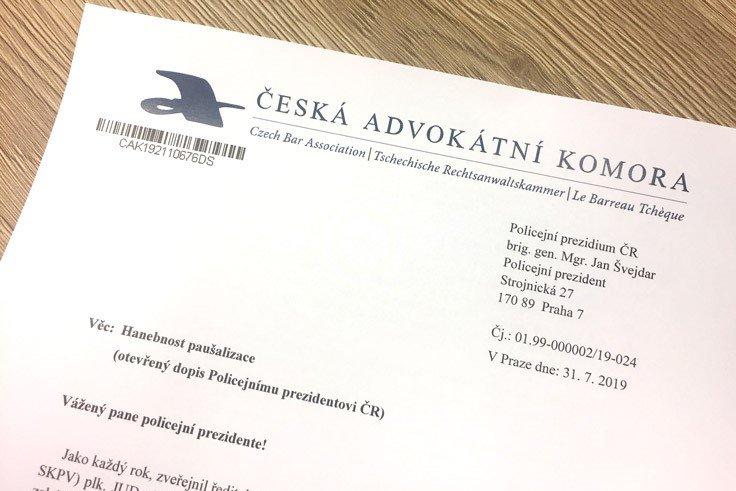 test Twitter Media - Prezident @PolicieCZ Jan Švejdar se omluvil předsedovi @CAK_cz Vladimíru Jirouskovi za paušální nařčení advokátů z daňové trestné činnosti ve výroční zprávě Národní centrály proti organizovanému zločinu. https://t.co/vYqLWVVrXZ #cak, #advokatnidenik https://t.co/VRqZvAkoBW