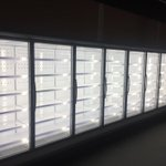 Image for the Tweet beginning: Installation of Arneg Refrigeration at