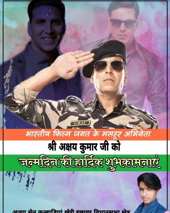Happy birthday khiladi akshay kumar