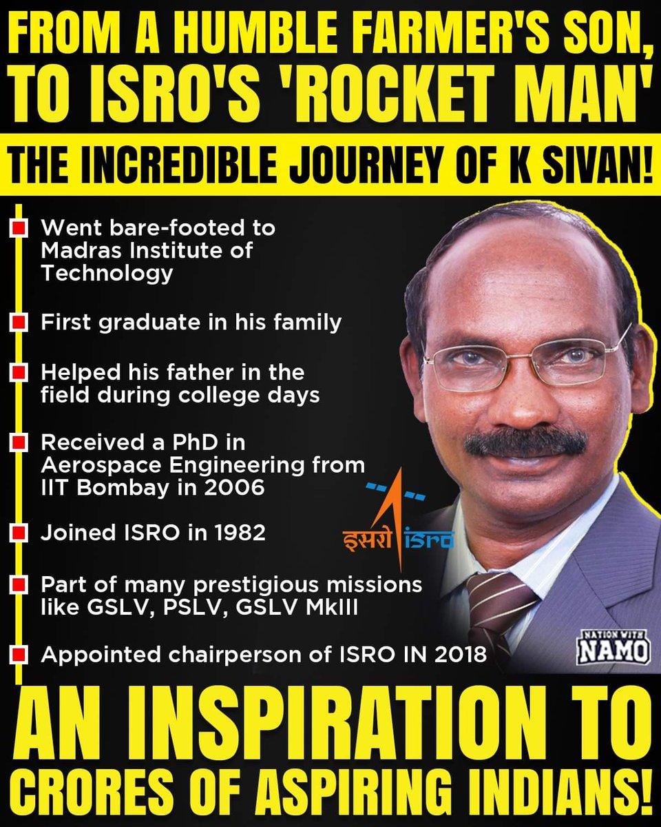 @ShobhaBJP's photo on isro