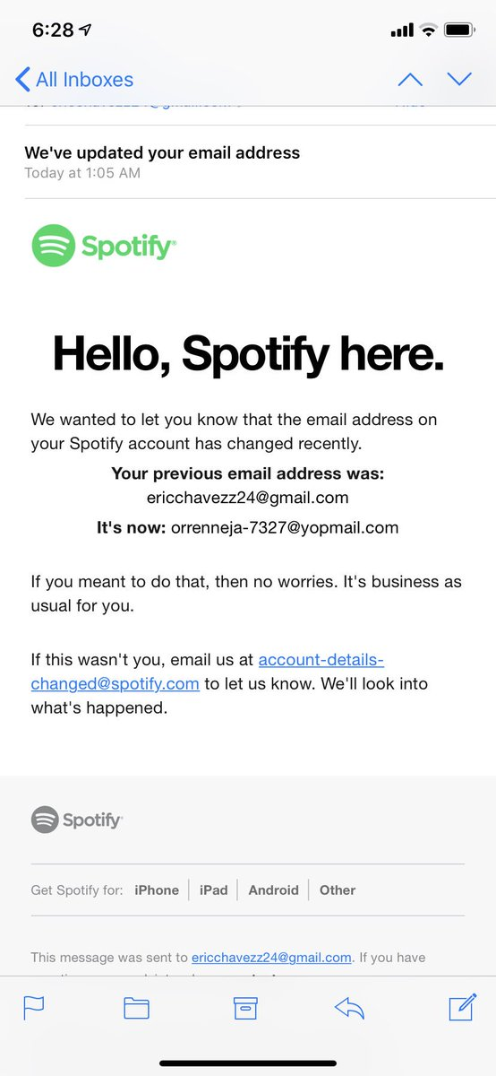 Spotify Down? Service Status, Map, Problems History - Outage