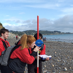 Image for the Tweet beginning: 6th year #Geography students took