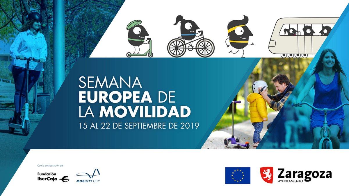 """@mobilitycity_ @zaragoza_es En ella acogeremos las jornadas """"Zaragoza, ciudad de la movilidad"""", una serie de charlas, mesas redondas y paneles que girarán en torno a la #movilidad del futuro en Patio de la Infanta y @etopia_ 📲 Más info en https://t.co/PX"""