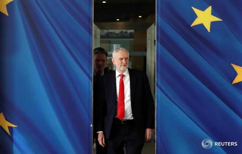 A look at Jeremy Corbyn's rise to prominence in Britain's political arena. @specialreports maps his journey from Eurosceptic to the last line of defense against leaving the EU without a withdrawal agreement https://reut.rs/2UGkRKA via @piperliza