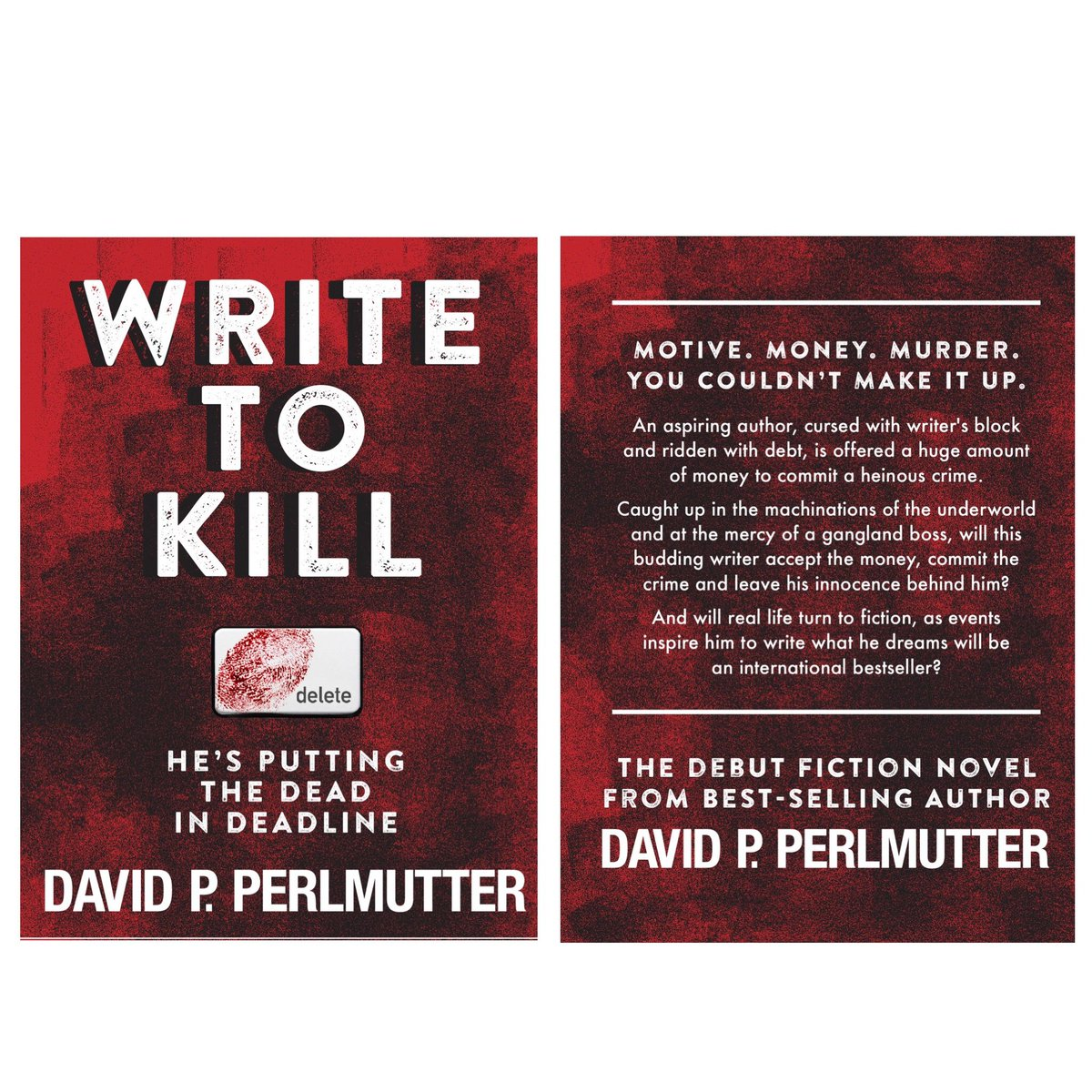Image result for david p perlmutter write to kill""