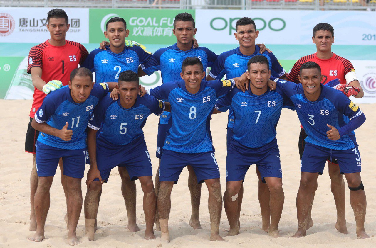 2019 Goalfun CFA China - Latino America Futbol Playa campeonato. EEBbXqyWsAAmOxe?format=jpg&name=large