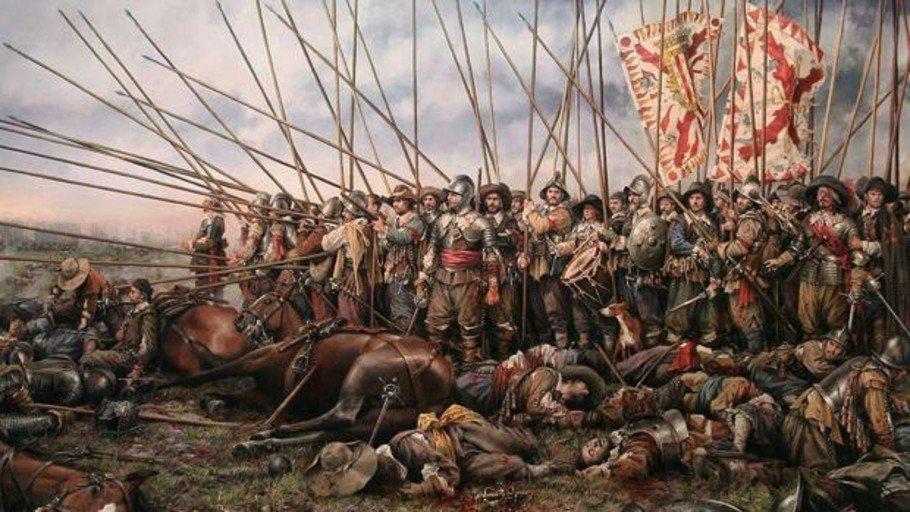 Tercios españoles: ¿Qué comían, qué cobraban y cómo vivían las 'legiones romanas' de la Monarquía Hispánica? https://t.co/p2aRix1u0u https://t.co/iVJnKQVoIV