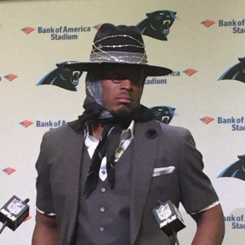 Cam Newton Weird Clothes 7