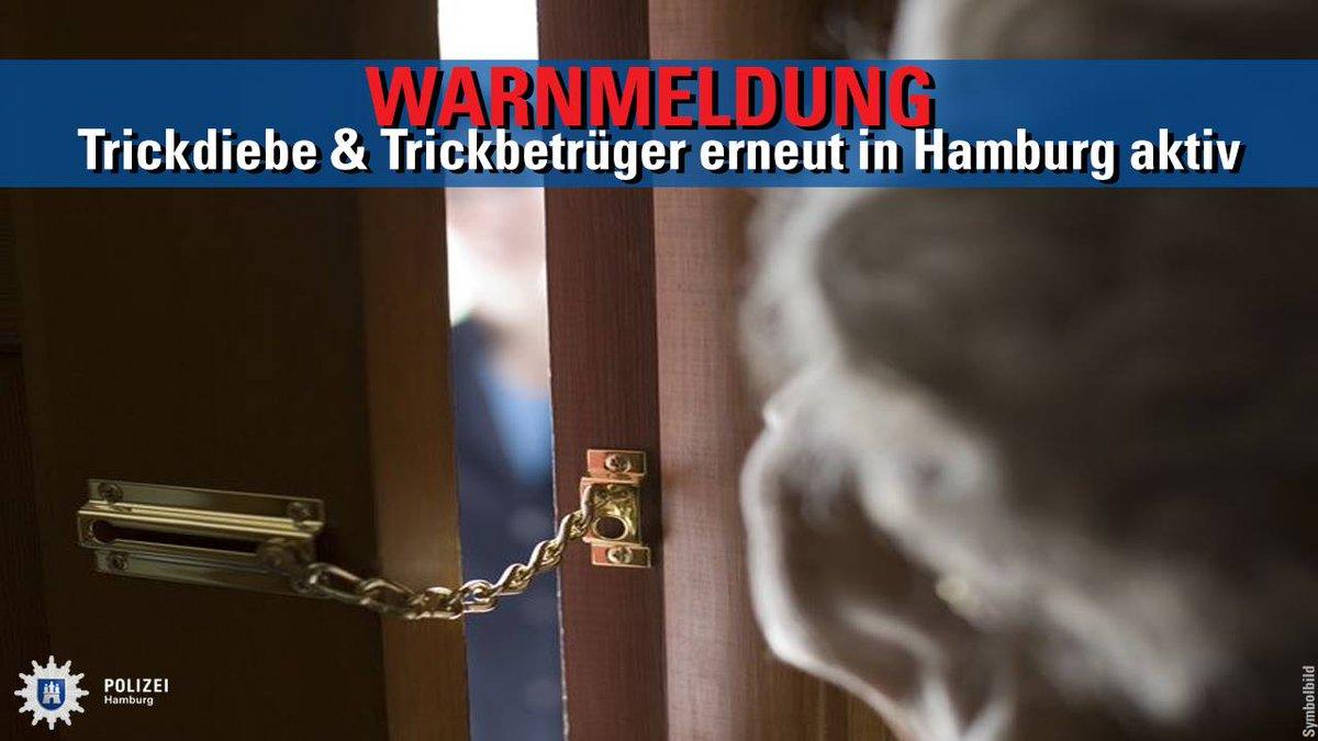 Polizeibericht Hamburg Nummer 25668