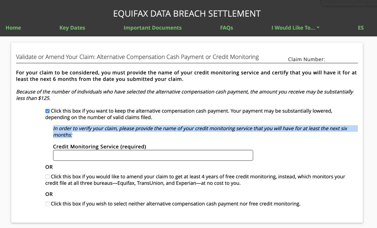 Want that $125 from Equifax? Don't ignore the company's latest email