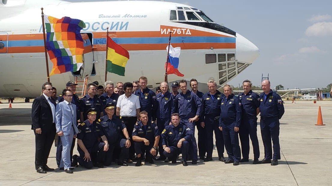 Tag cooperacióninternacional en El Foro Militar de Venezuela  EEC65giWwAAXF8O