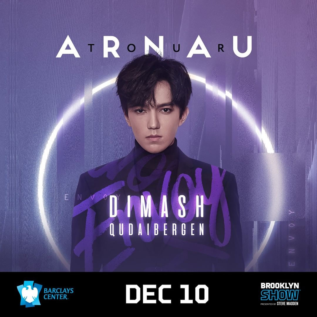 Dimash USA Fan Club's tweet -