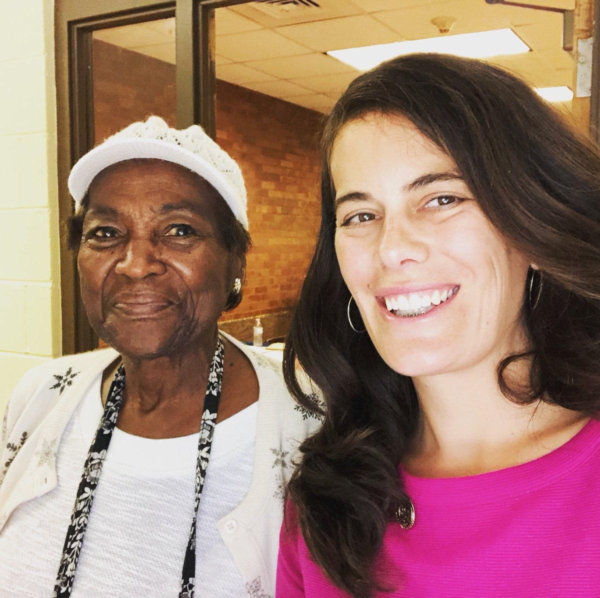 Good morning from South Philadelphia Older Adult Center! ☀️