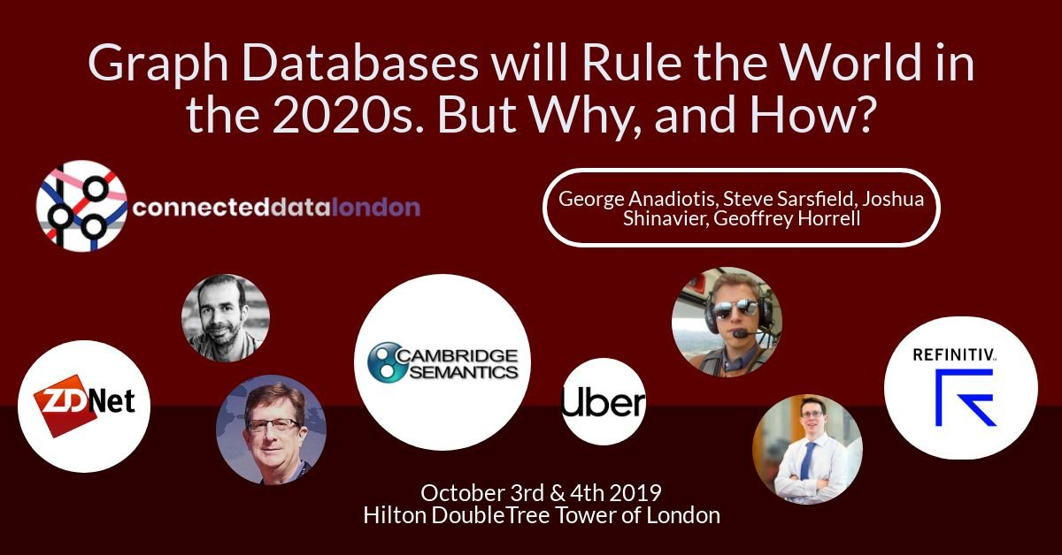 Connected Data London conference information