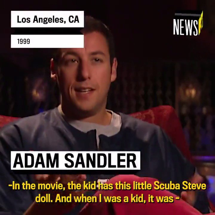 Scuba Steve Happy Birthday Adam Adamsandler Birthday Honor