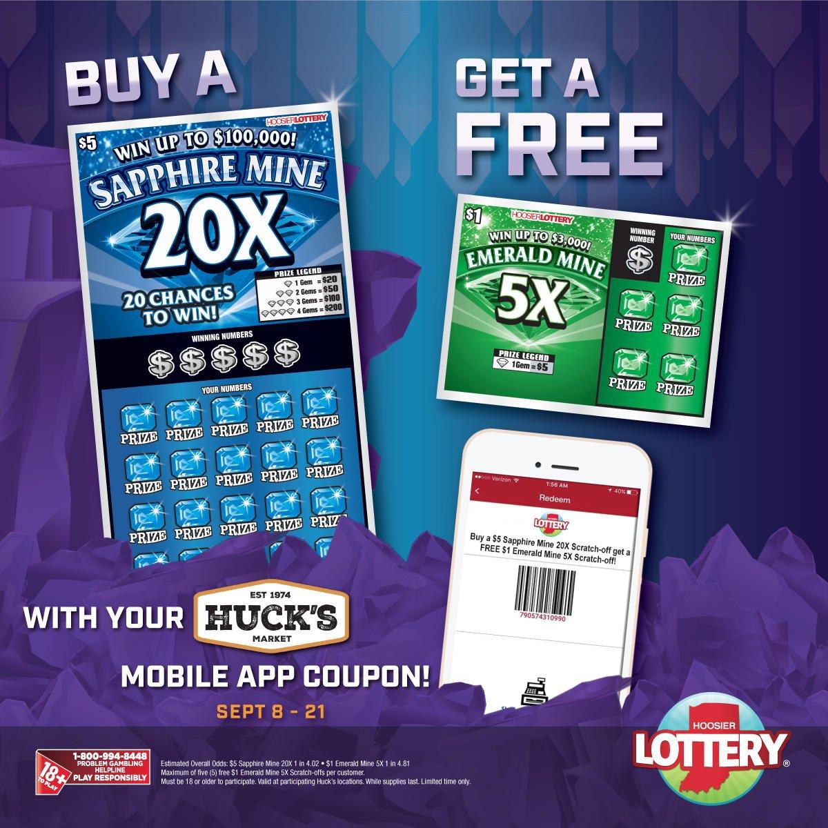 Hoosier Lottery (@hoosierlottery) | Twitter