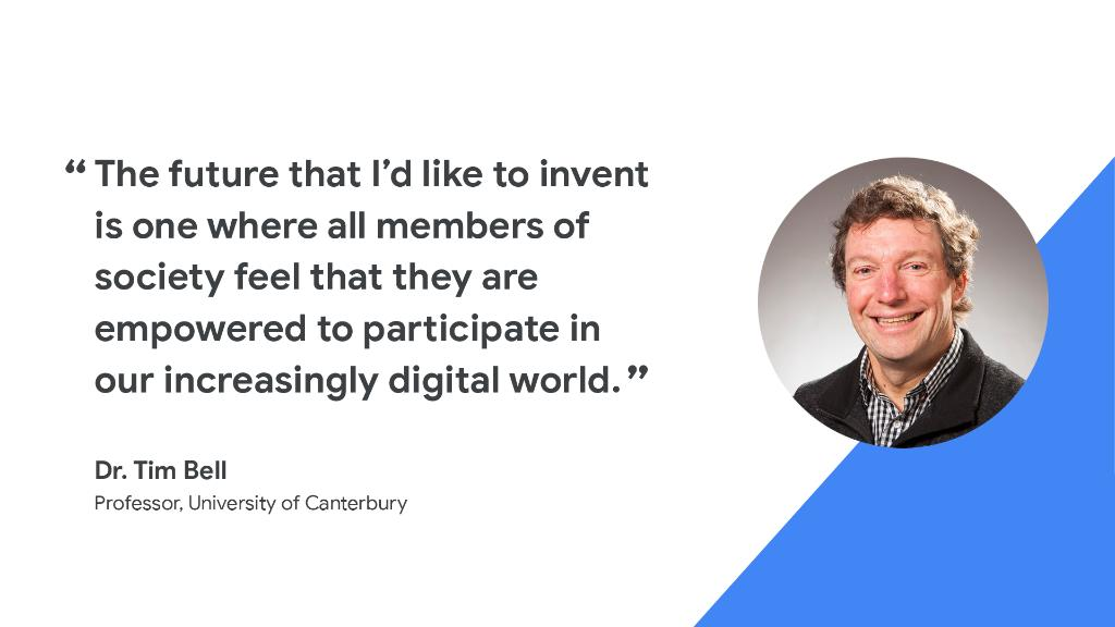 Access to digital skills is now seen as a right for every student, and there's a call for curriculum changes to reflect this shift. Dr. Tim Bell discusses more on computational thinking: goo.gle/2lM4q1T. #FutureOfTheClassroom