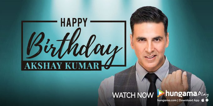Here\s wishing the fittest bollywood actor a very happy birthday