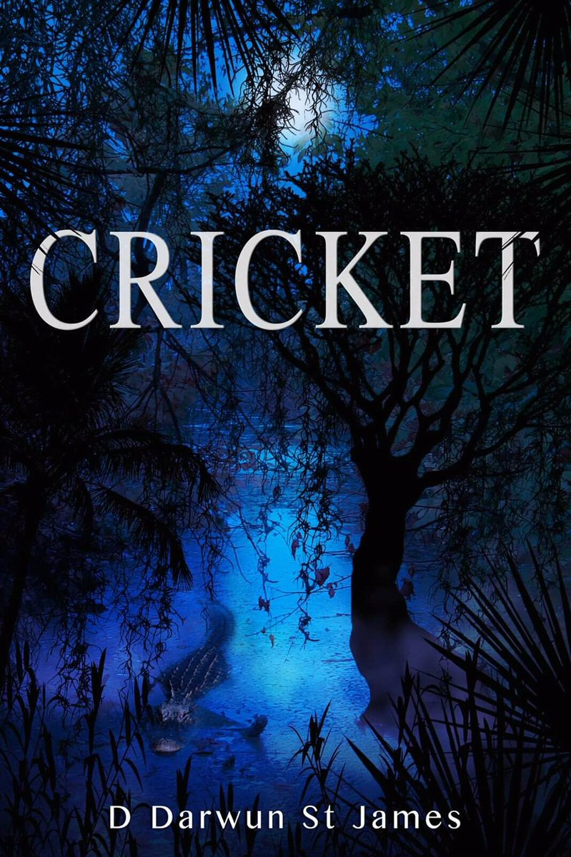 CRICKET ADVENTURES: by Darwun St James Magical Realism Loved by All Ages 8 to 80 amazon.ca/CRICKET-ADVENT…