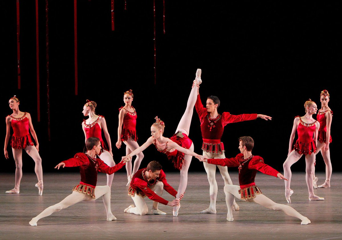 New York City Ballet (@nycballet) | Twitter